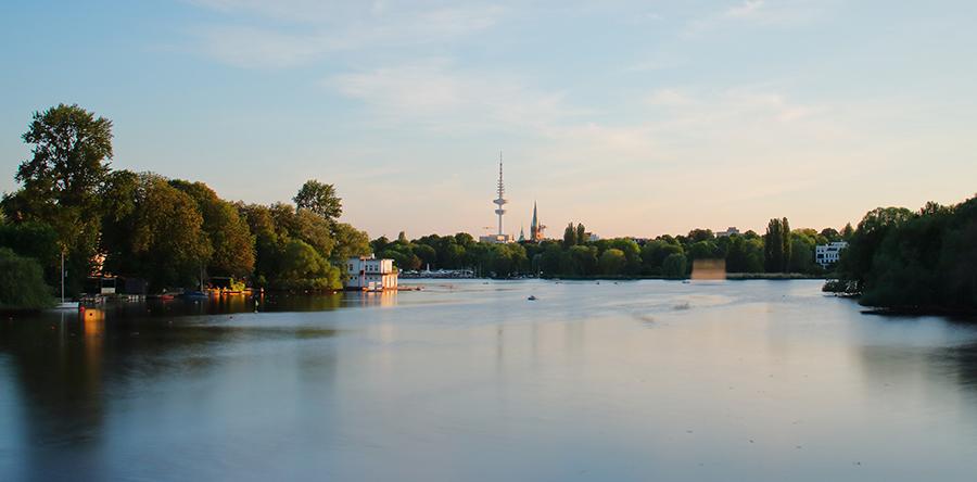 Hamburger Ufer Copyright CC0 Pexels